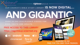 RightNow Media Library Access