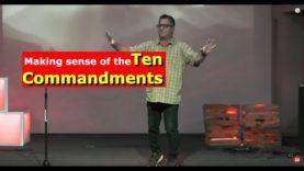 Making Sense of the Ten Commandments