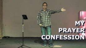 My Prayer Confession