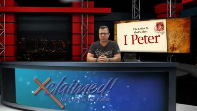 Study: 1 Peter 1:10-16