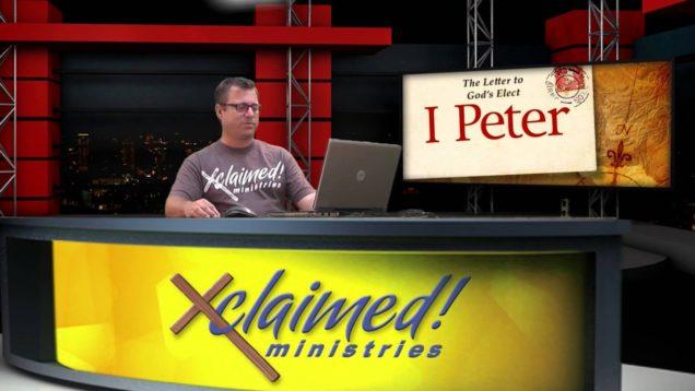 Study: 1 Peter 1:17-25