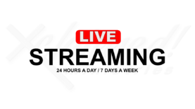 Xclaimed – Streaming LIVE